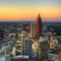 Atlanta Tower - Skyline