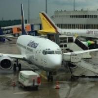 Cologne Bonn Airport - Apron Terminal 1